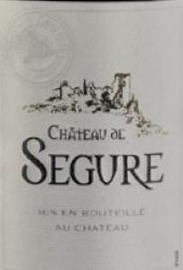 CHÂTEAU DE SEGURE