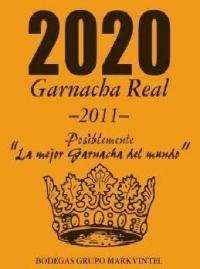 2020 Garnacha Real