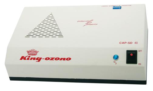 Generador de ozono CAP-SD® 40 Blanco