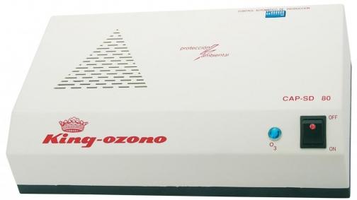 Generador de ozono CAP-SD® 80 Blanco