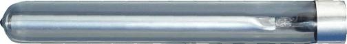 LAMPARA 150 mm - CASQUILLO INOX