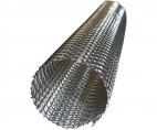 MALLA INOX. PARA LAMPARA 200 mm (90 x 145 mm.)