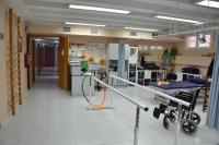 Sala principial de Fisioterapia