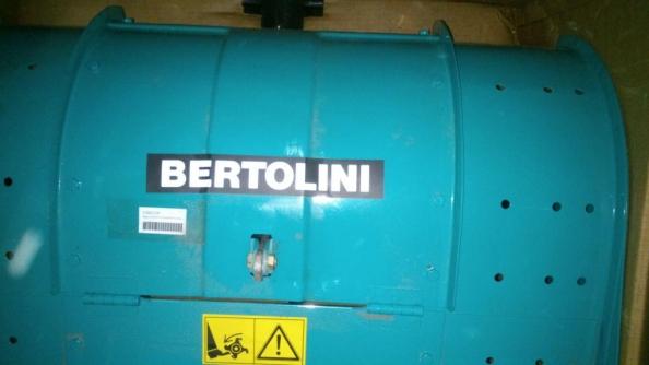 Fresa Bertolini 80 cm