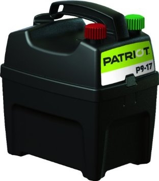 Pastor portatil PATRIOT P9-17