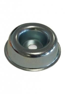 Tapa de acero ó copete de 12 mm