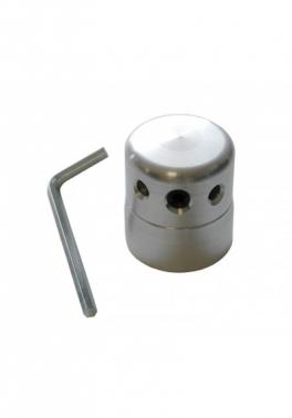 cabezal de aluminio de tornillo lateral PRO