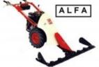 Segadora Forraje ALFA