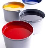 Tintas en pasta