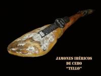 JAMONES IBÉRICOS DE CEBO