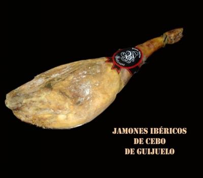 JAMONES IBÉRICOS DE GUIJUELO