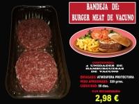 BURGER MEAT DE VACUNO