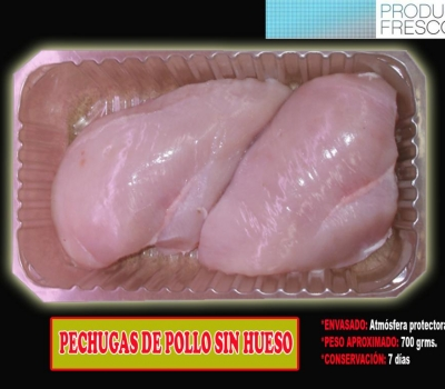 PECHUGAS DE POLLO S/H