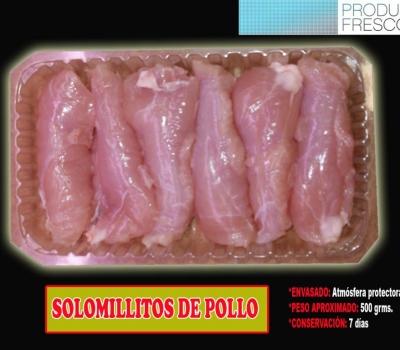 SOLOMILLOS DE POLLO