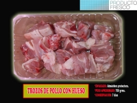TROZOS POLLO C/H