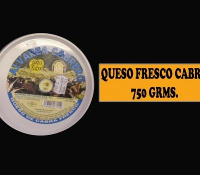 QUESO FRESCO CABRA G.