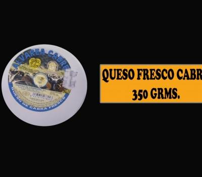 QUESO FRESCO CABRA P.