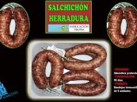 SALCHICHÓN HERRADURA