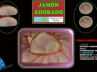 JAMÓN ADOBADO