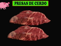 PRESAS DE CERDO