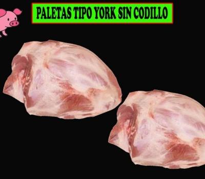 PALETAS SIN CODILLO