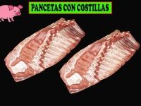 PANCETAS CON COSTILLAS