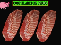 COSTILLARES DE CERDO