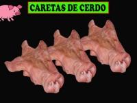 CARETAS DE CERDO