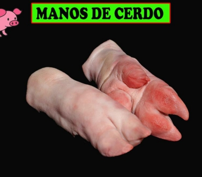 MANOS DE CERDO