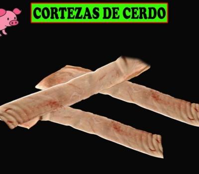 CORTEZAS DE CERDO