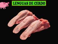 LENGUAS DE CERDO