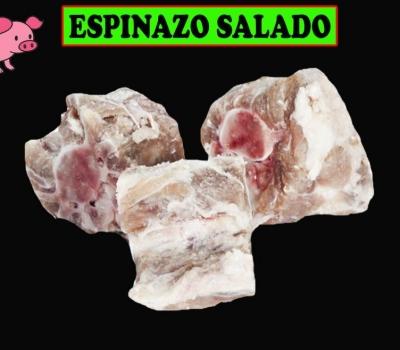 ESPINAZO SALADO