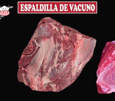 ESPALDILLA DE VACUNO