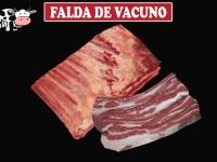 FALDA DE VACUNO