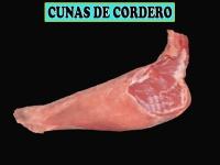 CUNAS DE CORDERO