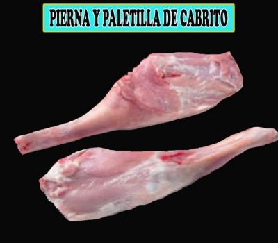 PIERNA/PALETA CABRITO