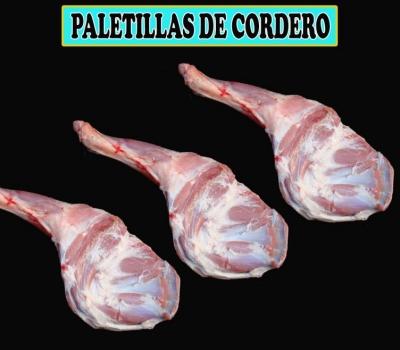 PALETILLAS DE CORDERO