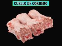 CUELLOS DE CORDERO