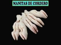 MANITAS DE CORDERO