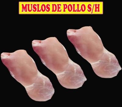 MUSLOS DE POLLO S/H