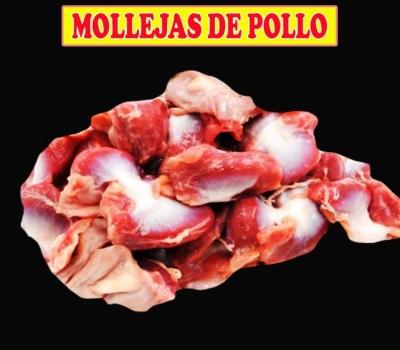MOLLEJAS DE POLLO