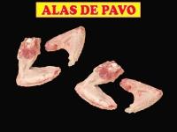 ALAS DE PAVO