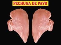 PECHUGAS DE PAVO