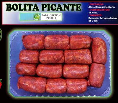 BOLITA PICANTE