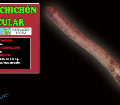 SALCHICHÓN CULAR