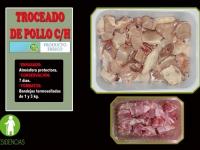 TROCEADO POLLO C/H