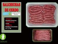 SALCHICHAS DE CERDO