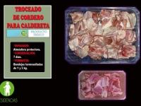 CORDERO CALDERETA