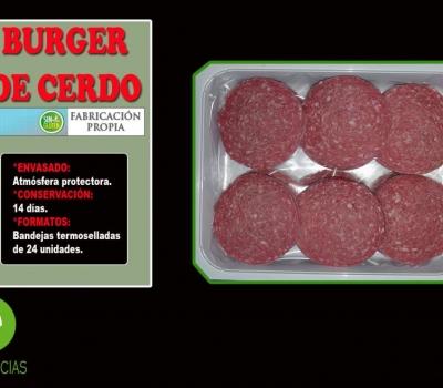 BURGER CERDO