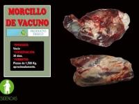 MORCILLO DE VACUNO